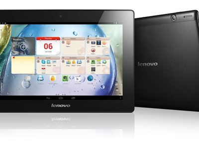 Lenovo tablet range on sale now starting from £110