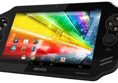 Archos GamePad 2 leaked with higher res screen and better quad-core grunt