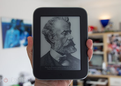 Nook Simple Touch GlowLight available for £49 in the UK from today