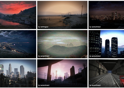 Photographers use iFruit app to capture GTA V landscapes