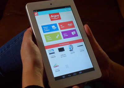 Argos' MyTablet with Android 4.2.2 to launch 16 October for £100