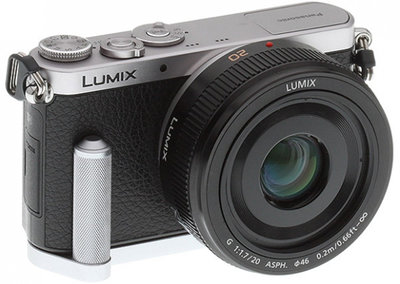 Panasonic quietly announces tiny Lumix DMC-GM1 Micro Four Thirds camera
