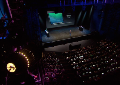 Apple MacBook Pro with Intel Haswell debuts, touting better battery life and price drops