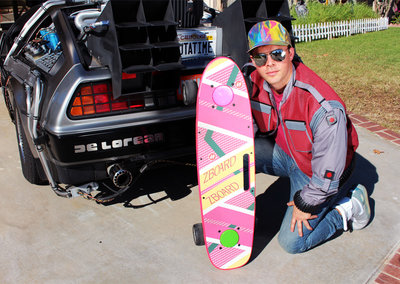 Want to own a Back to the Future 2 hoverboard? You can, sort of