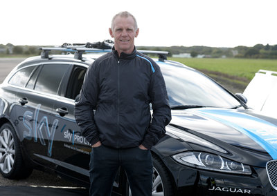 Interview: British Cycling coach Shane Sutton talks tech, Jaguar, the cycling boom and buzz of the sport
