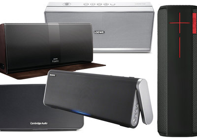 Best portable speaker 2013: 10th Pocket-lint Gadget Awards nominees