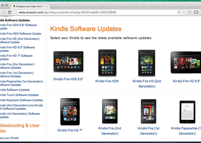 Amazon's Fire OS 3.1 update adds Goodreads and second-screen features to Kindle software