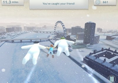 The Snowman and The Snowdog game hits iPad, iPhone and Android in time for Christmas
