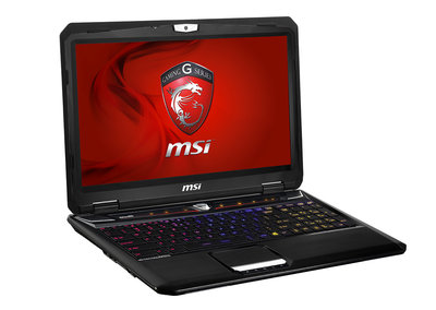 MSI GT60 is the world's first 3K gaming notebook