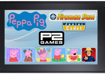 Win: An Amazon Kindle Fire and selection of six preschool apps
