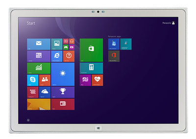 Panasonic Toughpad 4K tablet should now arrive mid-February