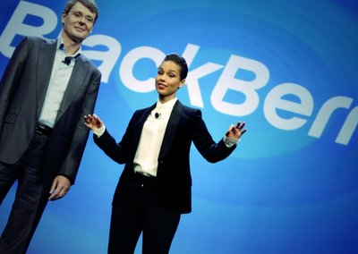 BlackBerry parts ways with singer Alicia Keys, abruptly ends her global creative director role
