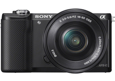 Sony A5000 mirrorless camera, coming in March for $600