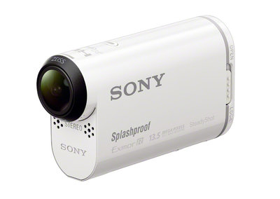 Sony Action Cam AS100VR offers 50Mbps capture, live streaming