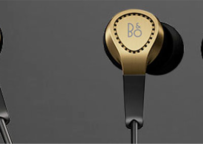 Bang & Olufsen unveils BeoPlay H3 Golden Edition in-ears
