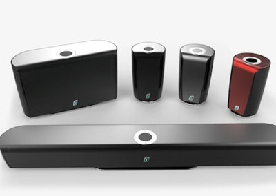 Damson Jetstream I speakers adjust to their surroundings and offer multi-room wireless audio