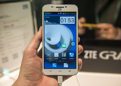 Hands-on: ZTE Grand S II is bigger, bolder and more powerful than original