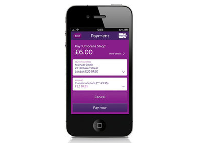 Zapp mobile payment service signs with 5 UK banks, including Santander and HSBC