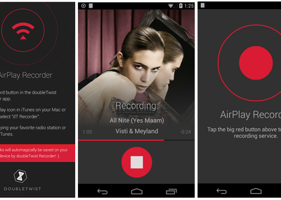 DoubleTwist releases iTunes Radio Recorder to swipe songs for free