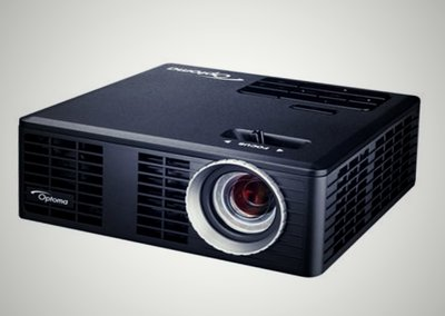 Optoma's ML750 ultra-portable HD projector offers 700 LED lumens and HDMI and MHL support