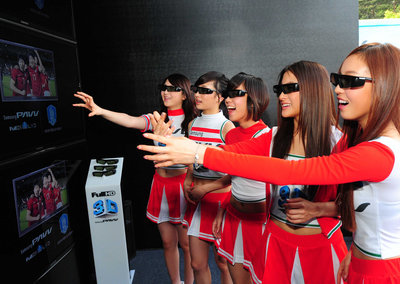 3D TV not dead, says Samsung, still 'a feature consumers like to use'