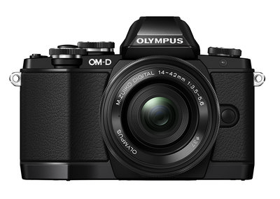 Win: An Olympus OM-D E-M10 system camera and other Olympus prizes