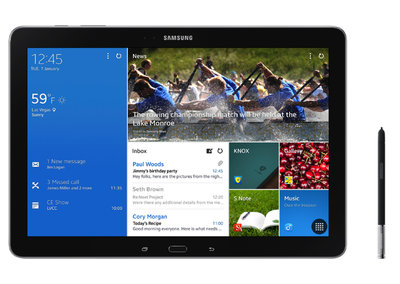 Samsung's 12.2-inch Galaxy Note Pro hits the UK, now available to pre-order for £649