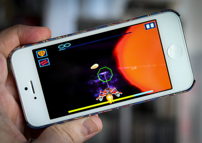 Play to Cure: Genes in Space for Android and iOS puts cancer research in your hands