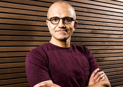 Satya Nadella appointed Microsoft CEO, Bill Gates becomes technology adviser