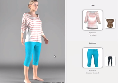 Ebay acquires PhiSix so you can try on garments in a virtual dressing room before buying online