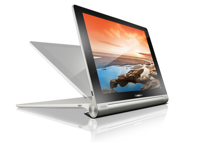 Lenovo unveils Yoga Tablet 10 HD+ tablet, carrying Full HD display and 18-hour battery life