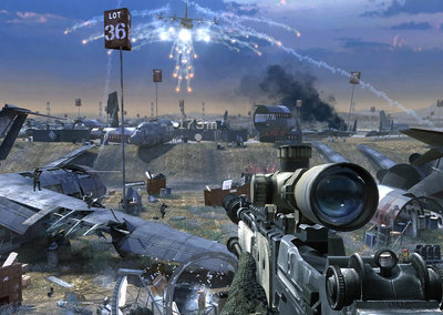 Call of Duty: Modern Warfare 4 has leaked