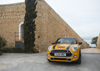 Hands-on: Mini Cooper S (2014) review