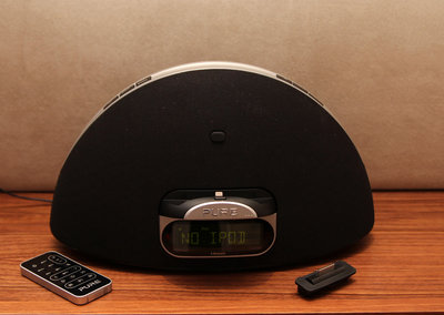 Pure announces Contour D1, its first digital clock radio dock with Bluetooth streaming