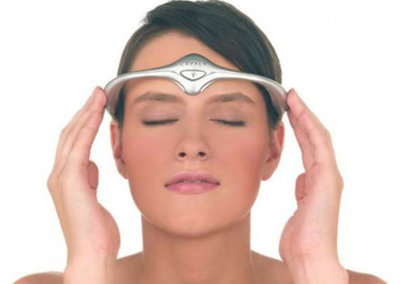 Migraine headaches be gone, electronic headband Cefaly claimed to cure brain pain