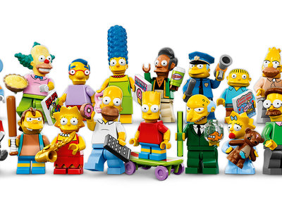Lego Simpsons minifigures revealed ahead of 4 May special episode airing (UK updated)