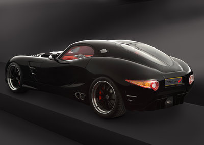 Trident Iceni sports car offers 2000-miles from a tank of diesel, available now