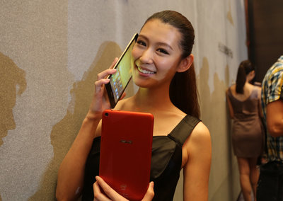 Asus MeMO Pad and Fonepad pictures and hands-on at Computex 2014