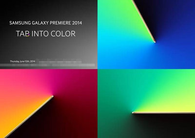 Samsung Galaxy Premiere event on 12 June should reveal new Tab slates