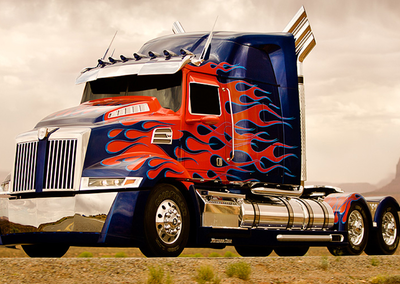 Uber to offer rides in Optimus Prime himself, this week in three US cities