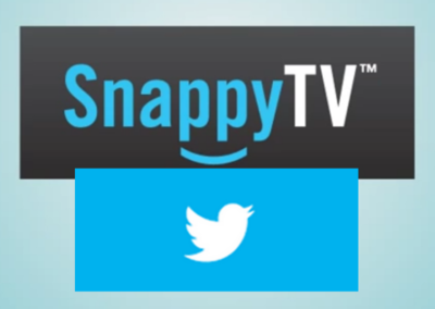 Twitter buys SnappyTV, get ready for your timeline to fill up with more videos