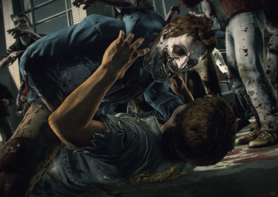 Dead Rising zombies set to invade your living room next, with full-length film for Crackle