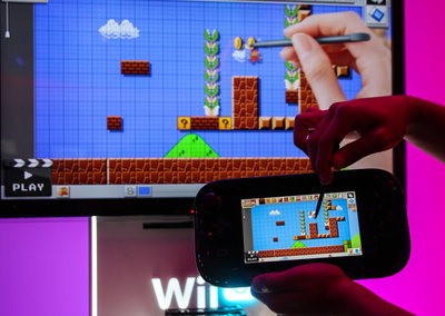 Super Mario Maker preview: Building our own Mario levels, every Nintendo fan's dream