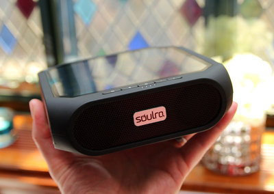 Hands-on with the self-charging Soulra Rugged Rukus Bluetooth speaker