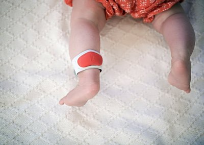 Sproutling: The Fitbit of baby monitors that can predict when your baby will wake up