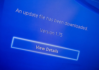 PS4 1.75 system update now available, adds 3D Blu-ray support and more
