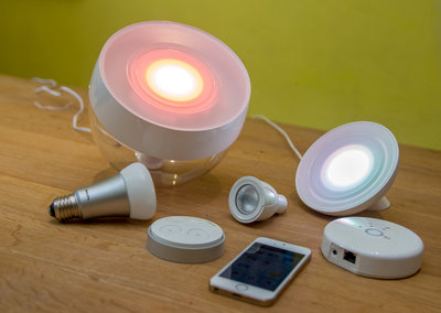Philips Hue complete system review: A shining light in the smart home