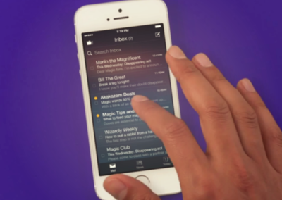 Yahoo Mail for iOS and Android adds a smart search experience for inbox, with filters