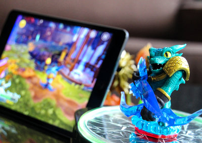 Skylanders Trap Team for iPad, Android and Fire OS: Hands-on with the full console game on tablet