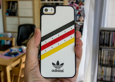 Adidas Originals Snap Case for iPhone 5S hands-on: Celebrating the World Cup winners in style